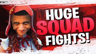 Download HUGE Squad Fights! New Fable Skin Gameplay (Fortnite BR Full Match) Video