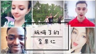 Download 【抖音里玩嗨了的歪果仁】他们不远万里来到中国 这是什么精神 中国实在是太好玩了 我爱你中国 Video