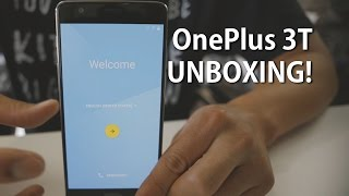 Download OnePlus 3T Unboxing! Video