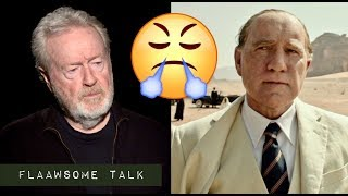 Download How Angry Kevin Spacey Made Director Ridley Scott: - I Had To Get Rid Of ″IT″ Video