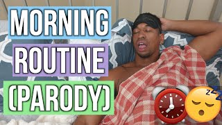 Download MORNING ROUTINE (parody) Video