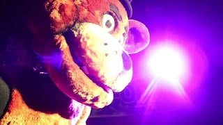Download REAL LIFE FREDDY FAZBEAR ATTRACTION! + MEETING SCOTT CAWTHON!! Video