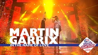 Download Martin Garrix ft. Bebe Rexha - 'In The Name Of Love' (Live At Capital's Jingle Bell Ball 2016) Video