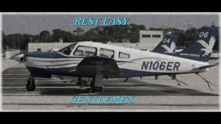 Download Embry-Riddle Piper Arrow Loses Wing and Crashes at KDAB (Comms) Video
