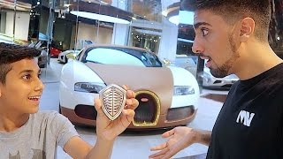 Download The Kid who Gave me a Bugatti ... Video