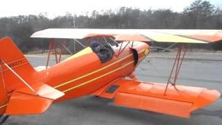 Download BucksIndian's 1968 Smith Miniplane/first start Video