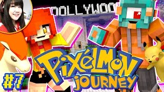 Download Welcome to Dollywood! - Pixelmon Journey EP.7 - DOLLASTIC PLAYS + MicroGuardian Video