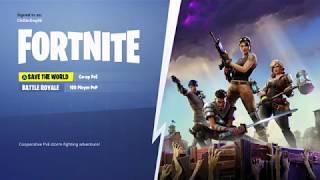 Download Old Fortnite song (Menu Music) 10 mins Video