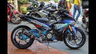 Download Xe & Phong Cách 24h - Exciter 150 độ siêu khiếp với option đồ chơi gây mê của biker Đồng Nai. Video