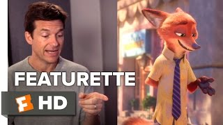 Download Zootopia Featurette - Cast and Characters (2016) - Jason Bateman, Ginnifer Goodwin Movie HD Video