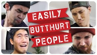 Download Easily Butthurt People! Video