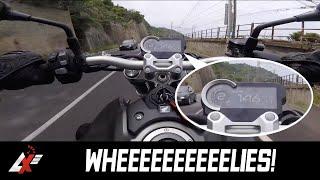 Download 2018 Honda CB1000R TEST RIDE (RAW SOUND & WHEELIES) Video
