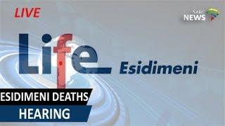 Download Life Esidimeni arbitration hearings, 18 October 2017 Part 2 Video
