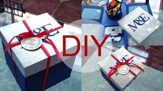 Download Caja sorpresa para tu novio ♡ Detalle bonito para regalar ♡ caja explosiva Video
