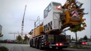 Download Liebherr - Mobile Construction Crane MK88 Video