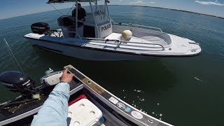 Download Fisheries Police Boarding - What's in the Cooler?? Video