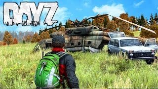 Download DayZ Standalone – HELICOPTER LOOT!! DayZ .61 PVP And Loot! (DayZ Standlone Gameplay) Video