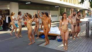 Download +18, Swiss Government Supported Body and Freedom Festival, contains public nudity Video