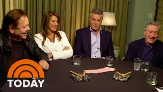 Download 'Goodfellas' Cast Reunites 25 Years Later | TODAY Video