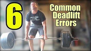 Download Common Deadlift Errors ft. Austin Baraki - Starting Strength Coach Video