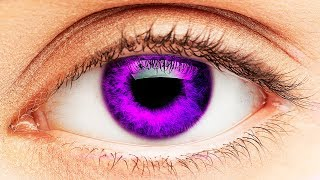 Download 7 Rare Eye Colors People Can Have Video