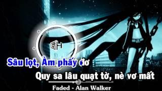 Download [ Karaoke ] Faded (Phết-đựt) || Phiên âm Việt sub 100% Video
