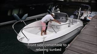 Download Speed boat in Hong Kong, Karnic 1851, Built in Cyprus, Testing of the boat Video