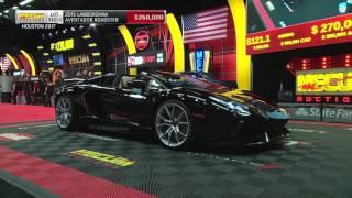 Download 2015 Lamborghini Aventador Roadster - SOLD $300,000 Video