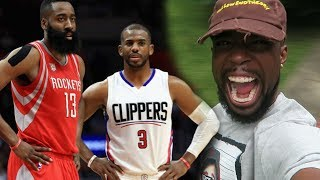 Download CURRY CANT HIDE!! CHRIS PAUL TRADED TO THE ROCKETS! FINALLY COMPETITION ON THE WEST! Video