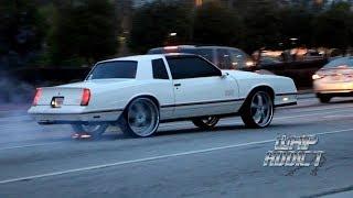 Whipaddict 72 Chevrolet Impala On Forgiato Magro 32s Custom Paint