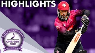 Download THE FINAL | Hampshire v Somerset | Royal London One-Day Cup 2019 - Highlights Video