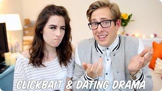 Download Clickbait and Relationship Drama | Evan Edinger & Dodie Clark Video
