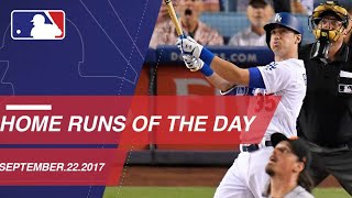 Download Check out all the homers around the Majors: 9/22/17 Video