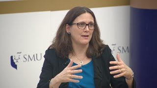 Download SMU PDLS: Cecilia Malmstrom | Lecture on 8 Mar 2017 Video