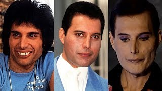 Download Freddie Mercury Transformation - From Baby To 45 Years Old Video