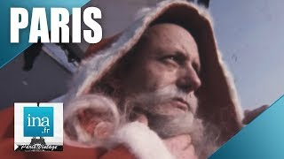 Download 1970 : Le Père Noël survole Paris en Hélicoptère | Archive Video