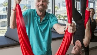 Download Sir Richard Branson reveals his secrets to great health and adventure Video