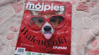 Download Przegląd magazynu mój pies i kot numer 19 zdjęcie Sonii w gazecie Video