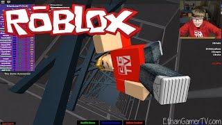 Download JUMPING DOWN A CHIMNEY!! Roblox Broken Bones 2   Kid Gaming Video