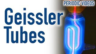 Download Geissler Tubes - Periodic Table of Videos Video