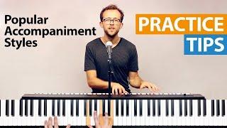 Download Popular Piano Accompaniment Styles   HDpiano Video