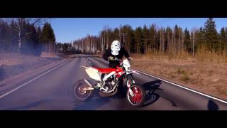 Download HM CRM 80CC AIRSAL WHEELIES & BURNOUTS Video