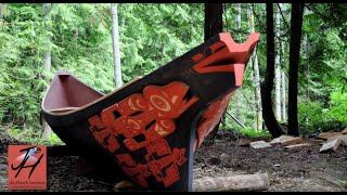 Download NW Coast Indian Canoe Legacy - TIME LAPSE Video