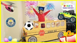 Download Ryan's Favorite Family Event and celebration of the year! Video