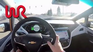Download 2017 Chevrolet Bolt EV - POV Test Drive & Review Video