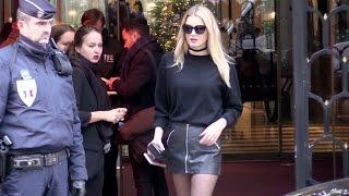 Download Victoria s Secret Angel Lily Donaldson, Joan Smalls, Devon Windsor and more in Paris. Video