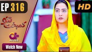 Download Pakistani Drama | Kambakht Tanno - Episode 316 | Aplus Dramas | Nousheen Ahmed, Ali Josh Video