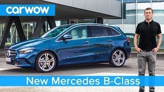 Download New Mercedes B-Class 2019 - see why it's a larger, more practical A-Class Video