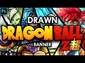 Download FREE Dragon Ball YouTube Banner - Ready for Xenoverse 2 / Speed Drawing #tomislavartz #xenoverse2 Video