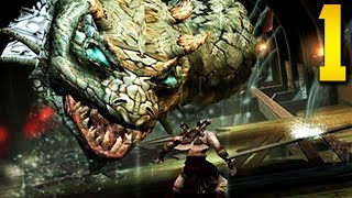Download God of War 1 - Part 1 ″ROAD TO ATHENS″ (Gameplay/Walkthrough) Video